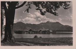 Chiemsee, Fraueninsel - Vom Seeufer Gesehen - Rosenheim