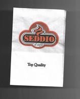 Tovagliolino Da Caffè - Seddio Caffè - Company Logo Napkins