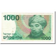 Billet, Israel, 1000 Sheqalim, 1983, KM:49b, TB+ - Israël