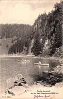 Lac De Chavonnes - Partie De Canot - VD Vaud