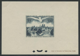 ** BLOCS SPECIAUX PAPIER GOMME - PA - Foglietti Commemorativi