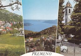 (P520) - PREMENO (Verbano-Cusio-Ossola) - Multivedute - Verbania
