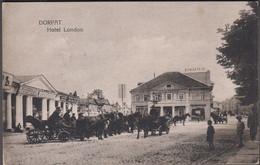 1918. DORPAT (TARTU) ESTLAND. FELDPOSTKARTE Cancelled Deutsche Feldpost 3.6.18 Motive... () - JF423240 - Estonia