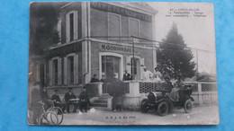 17 : CHATELAILLON : Le FAMILY-HOTEL , Animé , C.P.A.,carte En Bon état - Châtelaillon-Plage