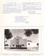 SOUVENIR DE LA BENEDICTION DE LA CHAPELLE DE LA BASE AERIENNE D'ORLEANSVILLE / ALGERIE / 8.10.1960 - Religión & Esoterismo