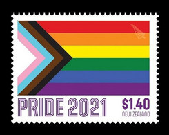 New Zealand 2021 Mih. 3846 Pride MNH ** - Neufs