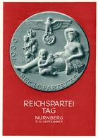 Propaganda Karte Deutsches Reich Reichsparteitag - Sin Clasificación