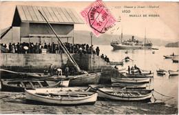 Vigo - Muelle De Piedra - Guipúzcoa (San Sebastián)