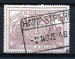 """TR 26 -  """"HAINE-ST-PIERRE"""" - (34.632) - 1895-1913"""