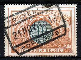"TR 28 -  ""BRUXELLES-NORD Nr 19"" - (34.635) - 1895-1913"