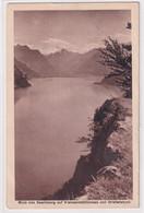 Blick Vom Seelisberg Auf Vierwaldstättersee Und Bristenstock - UR Uri