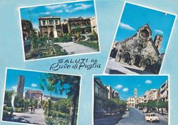 (P524) - RUVO DI PUGLIA (Bari) - Multivedute - Bari