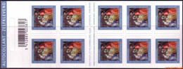 België 2004 - Mi:MH 3395, Yv:C 3320A, OBP:B 47, Booklet - XX - Christmas And New Year - Booklets 1953-....