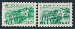 (*) VIETNAM DU NORD - Vietnam