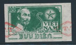 (*) VIETNAM DU NORD - TAXE - Vietnam