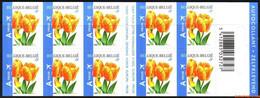 België 2005 - Mi:MH 3454, Yv:C 3391, OBP:B 54, Booklet - XX - Orange Tulip - Booklets 1953-....