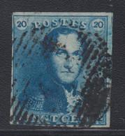 O BELGIQUE - 1849 Epaulettes