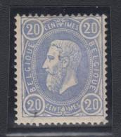 * BELGIQUE - 1869-1883 Leopoldo II