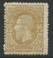 ** BELGIQUE - 1869-1883 Leopoldo II