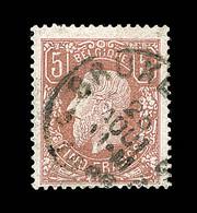 O BELGIQUE - 1869-1883 Leopoldo II