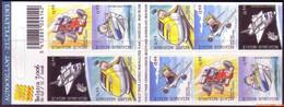 België 2005 - Mi:MH 3421/3425, Yv:C 3358, OBP:B 49, Booklet - XX - Belgica 2006 - Booklets 1953-....
