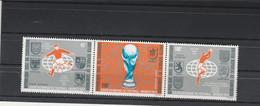 Cameroun 1974 Yvert Bande Complète 229A ** Neuf Sans Charnière - Coupe Du Monde Football - Sports - Camerun (1960-...)