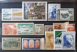 Worldwide - Mondial, Timbre(s) Mnh** - 1 Scan(s) - TB - 925 - Verzamelingen (zonder Album)