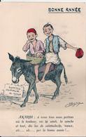 Cpa Illustrateur Chagny  Akarbi - Chagny