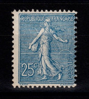 Semeuse Lignée YV 132 N* Cote 80 Euros - Ungebraucht