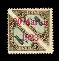 ** ESTONIE - POSTE AERIENNE - Estonia