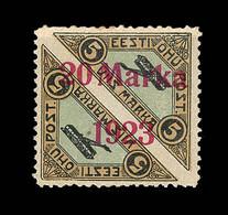* ESTONIE - POSTE AERIENNE - Estonia