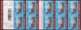 België 2010 - Mi:MH 4134, Yv:C 4069, OBP:B 117, Booklet - XX - Moody Christmas - Markenheftchen 1953-....