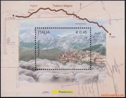 Italie 2004 - Mi:BL 34, Yv:BL 37, Block - XX - Tratturo Magno - Hojas Bloque