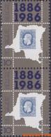 België 1986 - Mi:2251 Paar, OBP:2199B, Stamp - XX - Independent State Congo - Unused Stamps