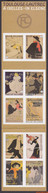 België 2011 - Mi:MH 4191/4200, Yv:C 4126, OBP:B 122, Booklet - XX - Henri Toulouse Lautrec Ixelles - Markenheftchen 1953-....
