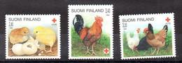Finlandia Serie N ºYvert 1300/02 ** - Unused Stamps