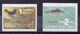 Finlandia Serie N ºYvert 1380/81 ** AVES (BIRDS) - Unused Stamps