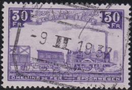 Belgie   .   OBP    .    TR  198      .    O   .       Gestempeld   .   /   .   Oblitéré - 1923-1941