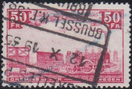 Belgie   .   OBP    .    TR  200      .    O   .       Gestempeld   .   /   .   Oblitéré - 1923-1941