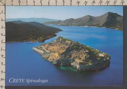 111858GF/ Crete Island, Spinalonga - Grèce