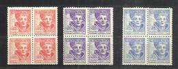EDIFIL Nº 954/56 ** 1942 - 1931-50 Ongebruikt