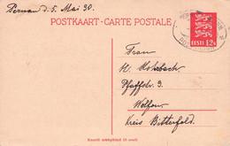 ESTONIA - POSTKAART - CARTE POSTALE 12s 1930 Mi #P13 // GR 4 - Estonia