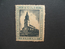 Vignette - Label Stamp - Vignetta Filatelico Aufkleber  Finlande  Suomi   à Voir - Sonstige