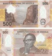 Angola - 500 Kwanzas 2020 UNC Lemberg-Zp - Angola