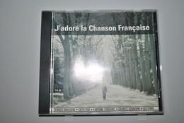 J'adore La Chanson Française Bon état Vente En Belgique Uniquement - Andere - Franstalig