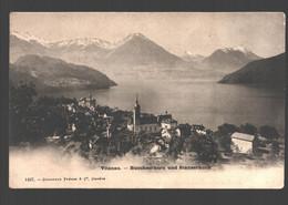 Vitznau - Buochserhorn Und Stanserhorn - LU Lucerne