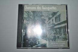 Chansons Des Guinguettes Bon état Vente En Belgique Uniquement - Andere - Franstalig