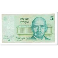 Billet, Israel, 5 Sheqalim, 1978, KM:44, TB+ - Israël