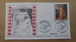 N°1786 - FDC Princesse Grace De Monaco - Peinture De Samimi - FDC