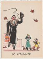 Barré-Dayez -  ILL Genestre - Tabac - Le Diplomate - Unclassified